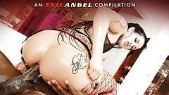 Evilangel - BBC kompilacja analna część 2