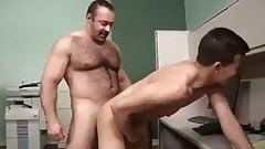 mature husband and wife anal