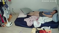 Asian girl ip cam mast 2