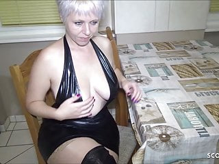 Escort women - German mature buy callboy with huge cock when husband away