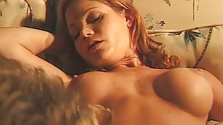 Sexy And Hot Redhead MILF Gets Sexual With Bestfriend