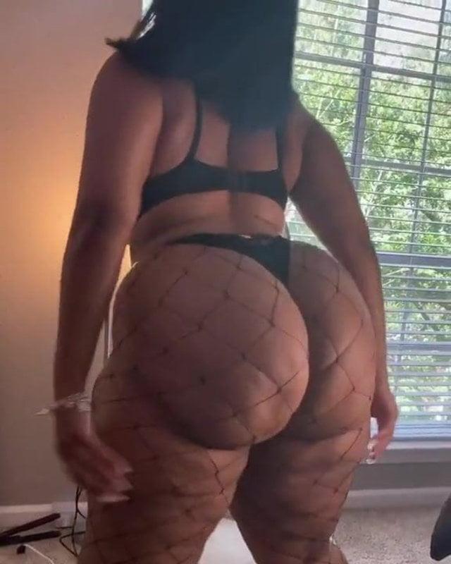 Sexy Black Girl Big Booty