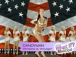 New cristina aguilera nude Candyman cristina aguilera feat. jenni gregg