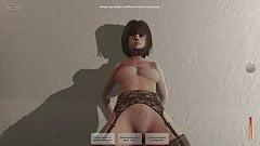 Эскорт-симулятор, моделирование проститутки с эякуляцией