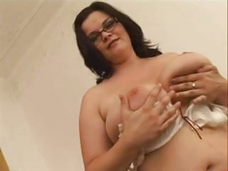 Boobs growing huge stories - Amateur-bbw with glasses and huge-boobs enjoys fucking