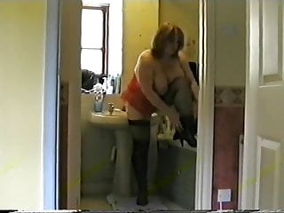 Soap for penis Toni f soaping her huge tits.