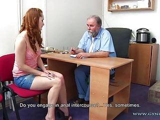 Erotic nonconsensual gyno exam video Denisa gyno exam