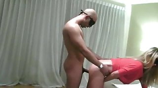 Husband Filming Wife with another Man in Hotel