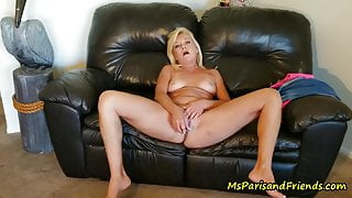Ms Paris and Her Taboo Tales-Step Mom's Skype Call
