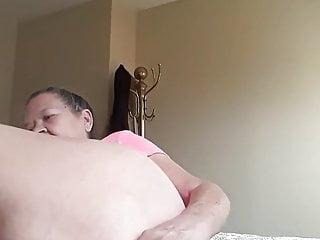 Dildoing ass Granny dildoing ass