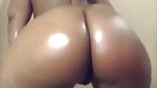 All Oiled Up Ebony 2