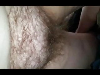 Spank me pull my hair song - Me rubbing my fingers pulling on her soft hairy pussy