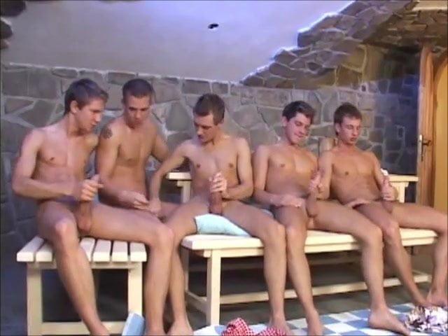 Jungs Wichsen Gemeinsam