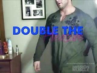 Team teen Muscle guys tag team teen