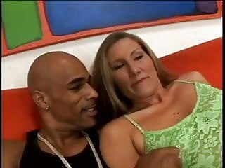 Sexy milf sucking Sexy milf sucks and fucks a black guy