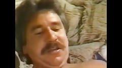 FRANK JAMES IN SHAVED 1988