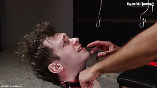 Hot Master fucks and Fists Submissive twink Slave