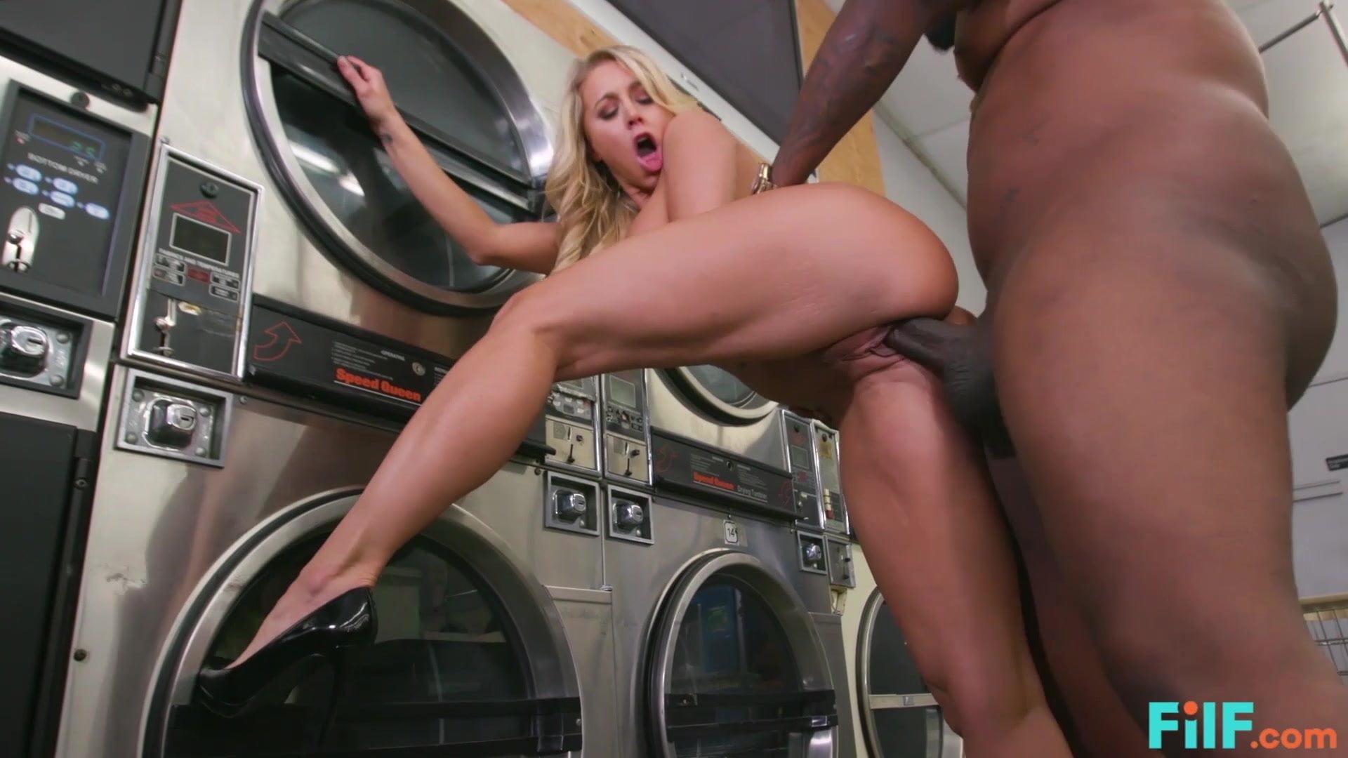 Black Girl Takes Two Dicks