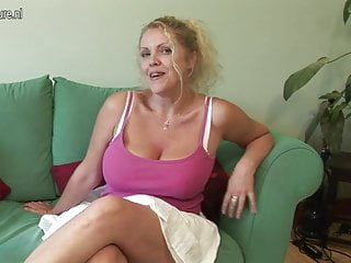 Huge young cock fucking milf - Huge titted british mother dreaming of young cock