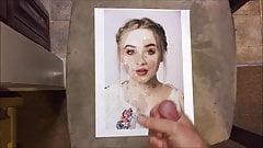 Sabrina Carpenter Cum Tribute 05