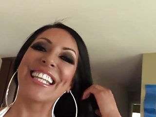 Solo latins Gorgeous latin milf takes bbc