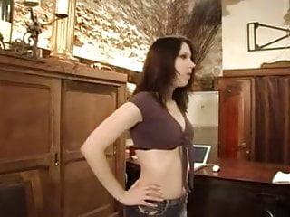 Sex change mistakes - French waitress mistake...f70