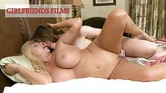 Jodi Taylor Reenacts Lesbian Memory For Horny MILF