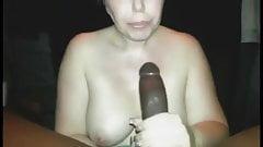 Mature Lady loves BBC