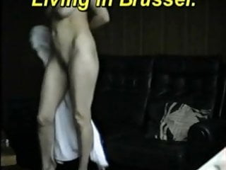 Gisele plays with her dildo - Ingrid plays with her dildo