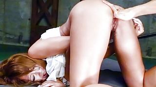 Busty honey Ryo Akanishi amazing cock su - More at 69avs.com