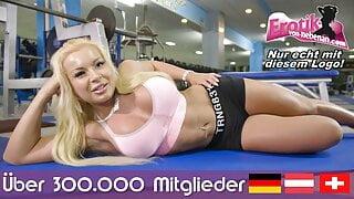 German big tits blonde milf fuck homemade