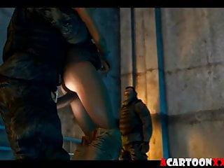 Lara croft adult fan fiction - Brunette lara croft gets gangbanged well and raw