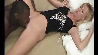Blonde mature wife part 1