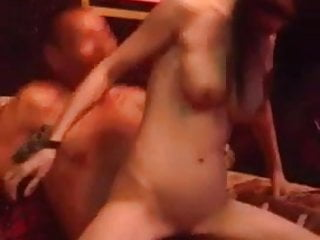 Beautiful asian woman sex - Having sex with a beautiful woman in a pub