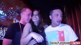DigitalPlayground - Aidra Fox Ike Deizel Jessy Jones - Guido
