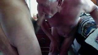 Sweet Grandpas show on cam
