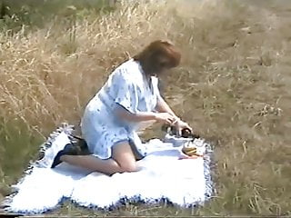 Girls naked at a picnic Toni f at a picnic