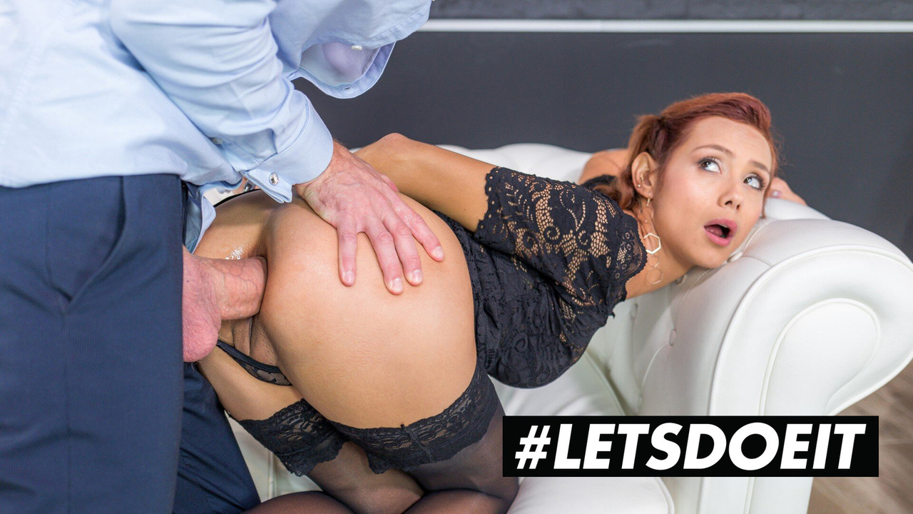 Free download & watch letsdoeit big cock anal makes latina to squirt veronica leal          porn movies