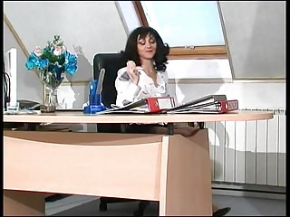 Esther dutch nude Russian mature esther fucked in office
