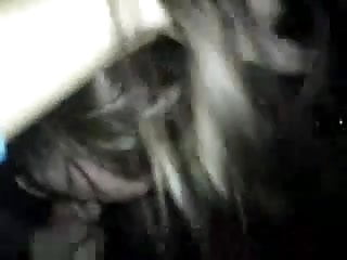 Blonde cute girl teen Cute girl blow dick a car