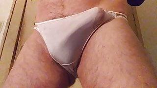 Cumming in my pantie again