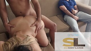 Cuckold. Sharing My Wife With My Best Friend