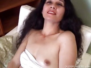Spicy threesome Spicy mature latina amateur loves to show off her sexy body