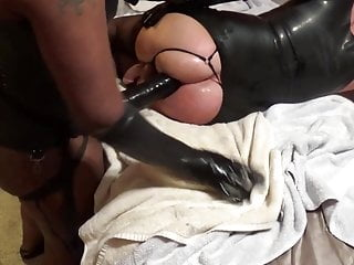 Pornagrafic cartons by dick dicky Miss dicky and her anal sissy clip 4