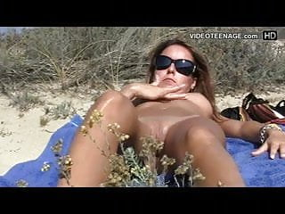 Xxx teen nudist Amateur teen nudist at beach