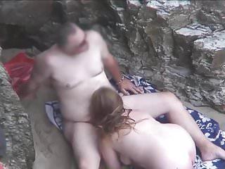Voyeurs videos Bbw beach 3some.avi