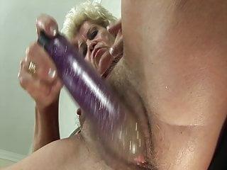 Grandmas slut Grandma is a greedy slut