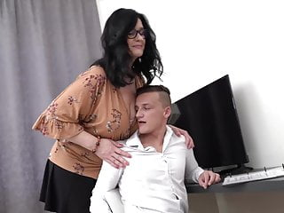Mom son sex flashed - Mom son perfect couple and taboo sex