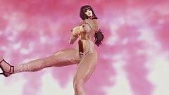 3D Oblivin Futa Dance