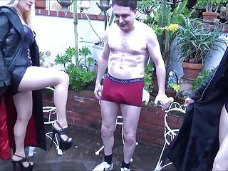 Nicolette naked Goddess phoenix and ms. nicolette ballbusting andrea dipre